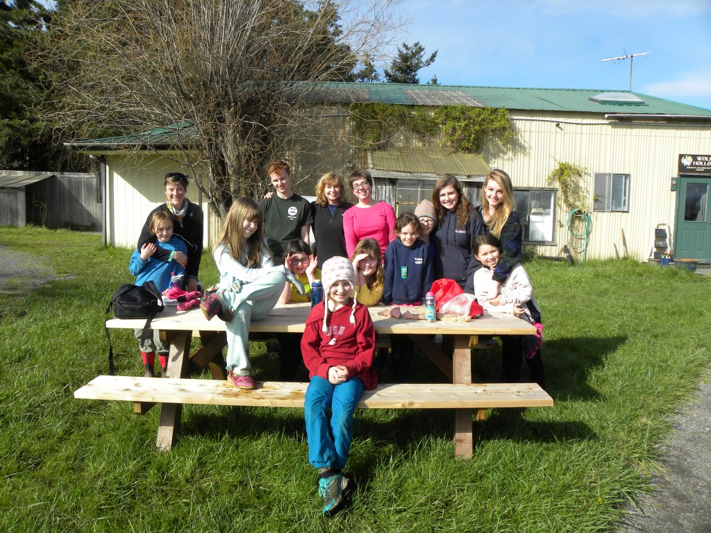 Girl Scouts at Work March 2015 (41)