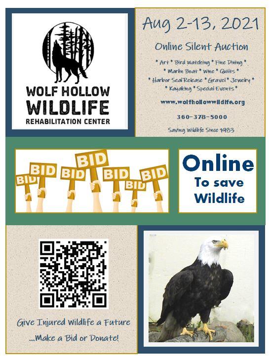 Wolf Hollow Wildlife Auction